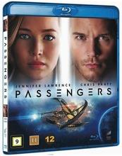 Blu-Ray Passengers
