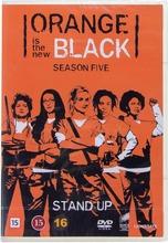 Orange Is The New Black 5 Tuotantokausi 3Dvd