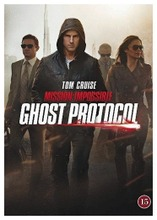 Dvd Mission Impossible 4: Ghost Protocol