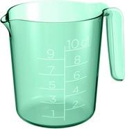 Gastromax mittakannu 1 L jaden vihreä