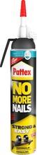 Pattex No More Nails Asennusliima Painepakkaus 200Ml