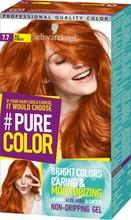 7.7 Red Ginger hiusväri