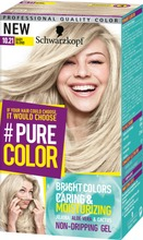 Schwarzkopf Pure Color 10.21 Pearl Blond Kestoväri