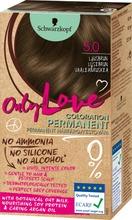 Schwarzkopf Only Love 5.0 Vaaleanruskea Hiusväri