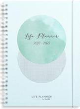 Burde Koulukalenteri 21-22  Life Planner, To Do, Fsc Mix