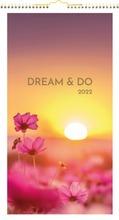 Burde Vuosikalenteri 2022 Dream & Do, Fsc Mix