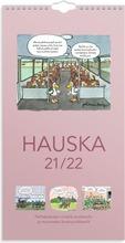 Burde Koulukalenteri 21-22 Perhekalenteri Hauska, Fsc Mix