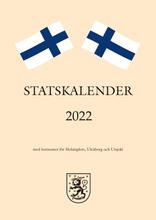 Burde Vuosikalenteri 2022 Statskalender, Ruotsinkielinen, Fsc Mix