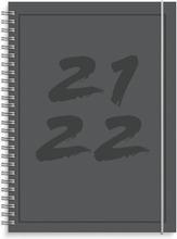 Burde Koulukalenteri 21-22 Study Pop 4 In 1