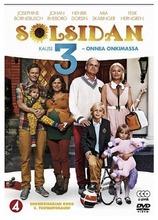 Solsidan 3 Tuotantokausi Dvd