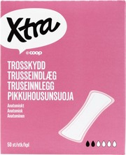 X-Tra Pikkuhousunsuoja 50Kpl