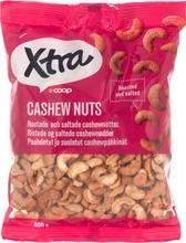 Paahdetut Ja Suolatut Cashewpähkinät