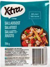 Salaattijuustopala 20%...