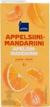 Rainbow Appelsiini-Mandariinijuoma 1L