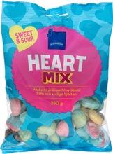 Rainbow 250G Heart Mix Makeispussi