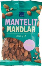 Rainbow 200G Natural Almonds Manteli