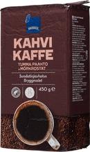 Tummapaahtoinen Kahvi Suodatinjauhatus