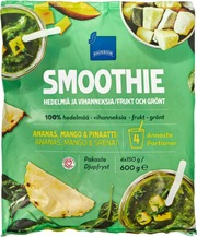Smoothies green 4x150gr.