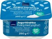 Jogurttirahka 0,9% rasvaa, 250g