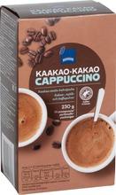 Rainbow 230G Kaakao-Cappuccino Kahvijauhe 10 Annosta