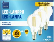 Led-Lamppu