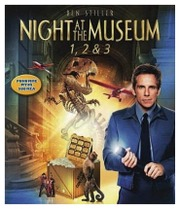 Night At The Museum 1-3 3Blu-Ray