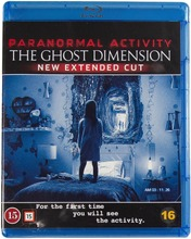 Blu-Ray Paranormal Activity 6 - The Ghost Dimension