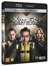 4Kblu-Ray X-Men - First Class