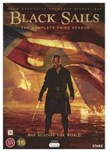 Dvd Black Sails - Kausi 3
