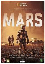 Mars 1. Tuotantokausi 3Dvd