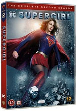 Dvd Supergirl - Kausi 2