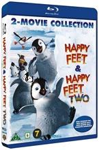 Blu-Ray Happy Feet 1-2 Box