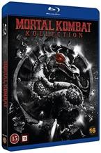 Mortal Kombat 1-2 Box Blu-Ray