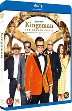 Kingsman - The Golden Circle Blu-Ray