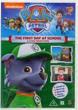 Paw Patrol Kausi 1 Osa 8 - Ensimmäinen Koulupäivä Dvd