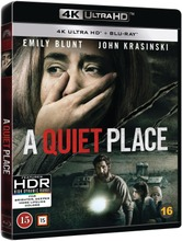 4Kblu-Ray A Quiet Place