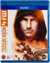Mission Impossible 4 Blu-Ray