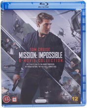 Mission Impossible 1-6...