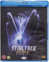 Blu-Ray Star Trek: Discovery - Kausi 1