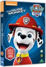 Paw Patrol 35 Huge Monkey Dvd