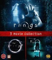 Ring Trilogy Blu-Ray