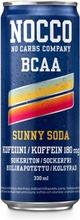 330Ml Nocco Bcaa Sunny Soda, Hiilihapotettu Energiajuoma