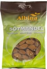 Albina Snacks 150G Makea Manteli