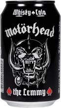 Motörhead Whisky & Cola 5,2% 0,33L Tölkki