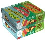 Pop Fruits 6x40g Multipack Mango, Ananas & Vesimeloni
