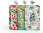 Twistshake 3X Squeeze Bag 220Ml  Multicolor