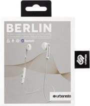 Urbanista Berlin Bluetooth Nappikuuloke, Fluffy Cloud – Valkoinen