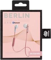 Urbanista Berlin Bluetooth Nappikuuloke, Rose Gold – Vaaleanpunainen