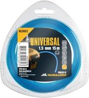 Universal Trimmerisiima Pyöreä 1,5Mm 15M