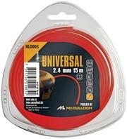 Trimmerisiima Universal Pyöreä 2,4Mmx15m